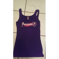 Fortress Girl Tank Black